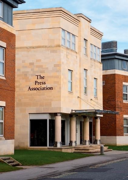 The Press Association, Howden